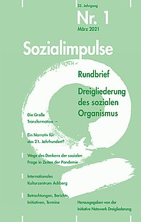 Cover Sozialimpulse 2021-1